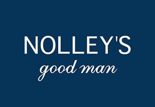 NOLLEY'S good man