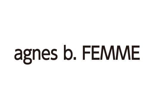 agnes b. FEMME