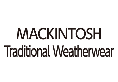 MACKINTOSH/Traditional Weatherwear