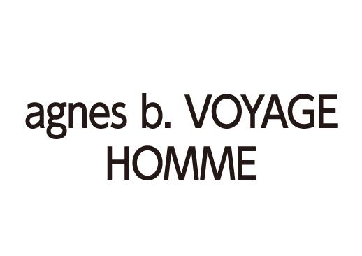 agnes b. VOYAGE HOMME