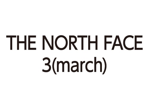 THE NORTH FACE 3(march)