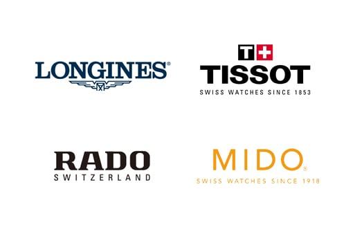 LONGINES/TISSOT/RADO/MIDO
