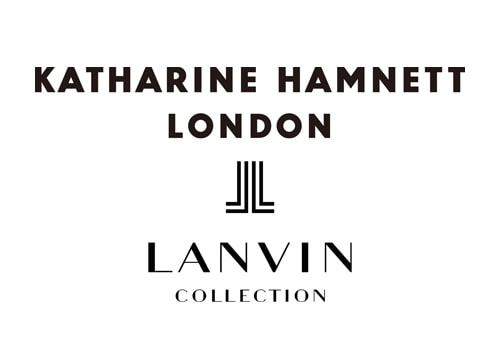 KATHARINE HAMNETT LONDON SHOES COLLECTION / LANVIN COLLECTION