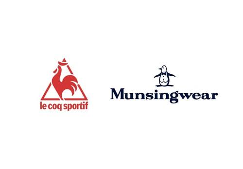 le coq sportif/Munsingwear