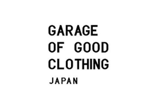 GARAGE OF GOOD CLOTHING