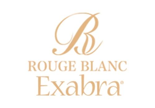 Exabra・ROUGE BLANC