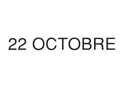22 OCTOBRE