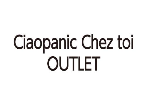 Ciaopanic Chez toi OUTLET