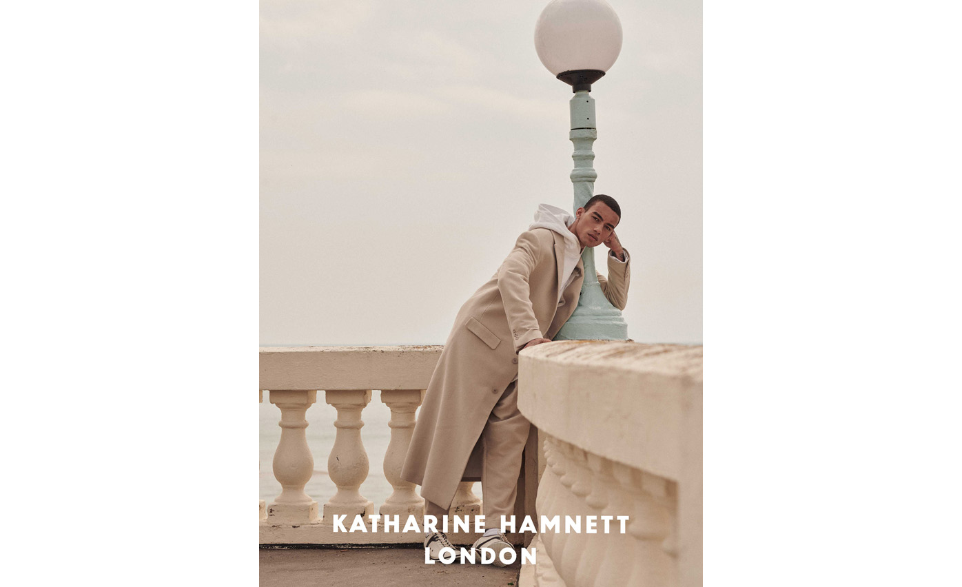 KATHARINE HAMNETT LONDON