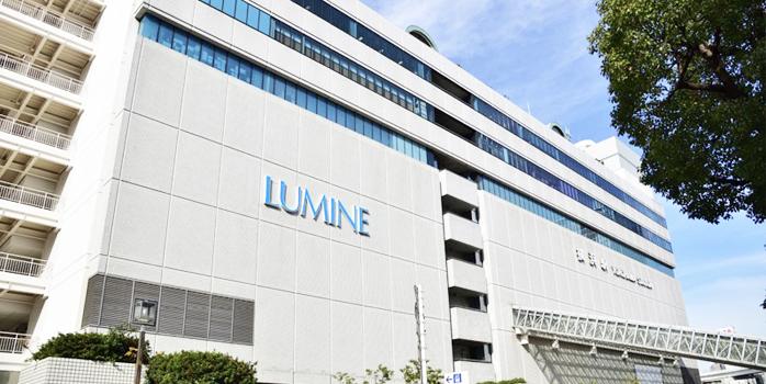 LUMINE横浜店