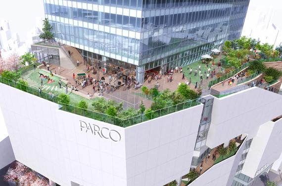 【渋谷PARCO】最先端の商業施設で働く魅力