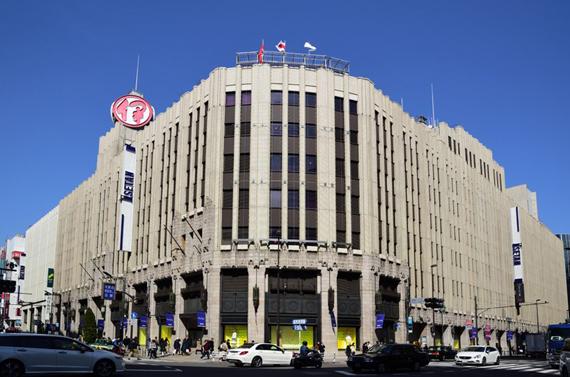 伊勢丹新宿本店の歴史と魅力