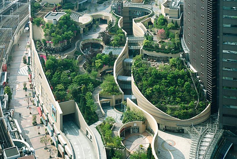 都会のオアシス【なんばパークス】の魅力とは