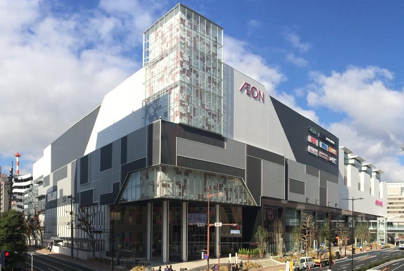 何でもそろう大型ショッピングモール【イオンモール岡山】で働く魅力