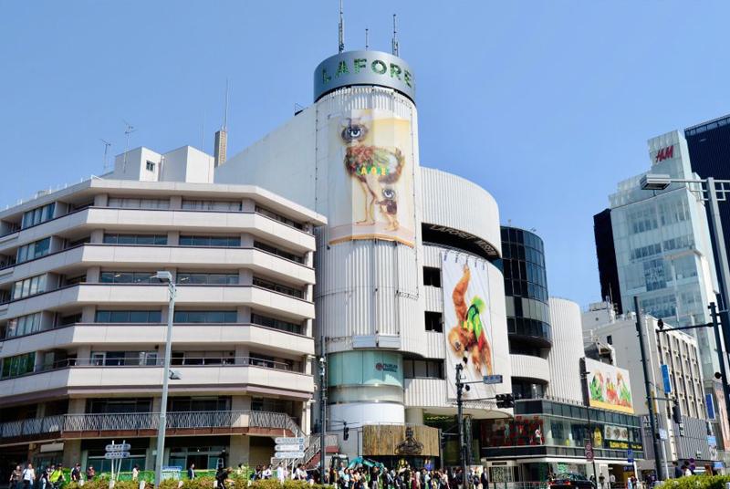 日本の「カワイイ」を世界に!トレンドの発信地【ラフォーレ原宿】で働く魅力