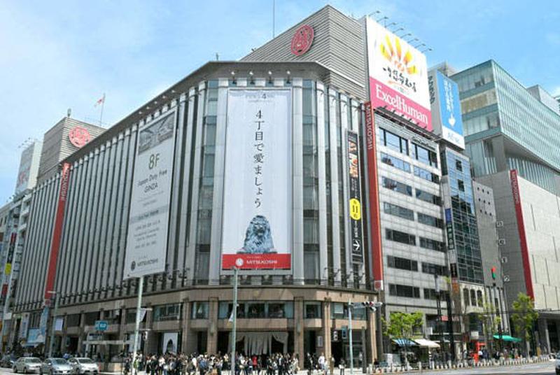 【銀座三越】トレンドを発信する日本初の老舗百貨店