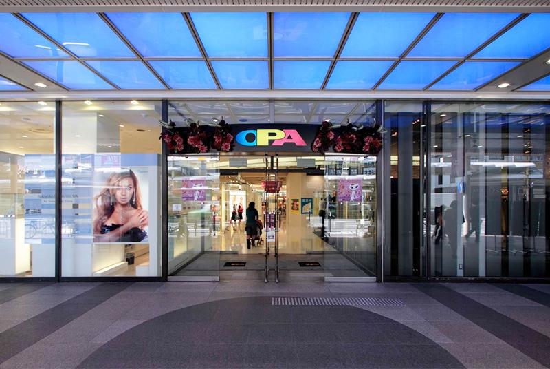【河原町OPA】河原町が誇る人気の施設でショップ店員になろう!