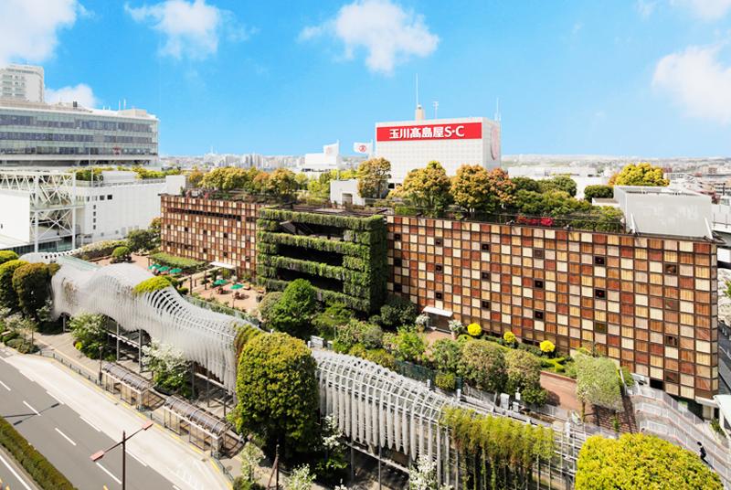 【玉川高島屋S.C.】地域密着!上質な日常を提案するショッピングセンター