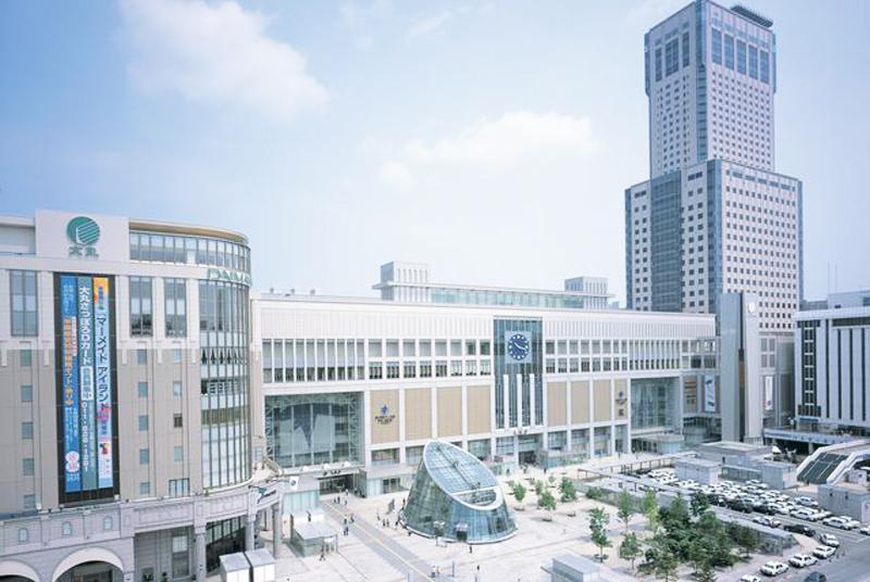 【札幌ステラプレイス】北海道最大級のショッピングセンターではたらこう
