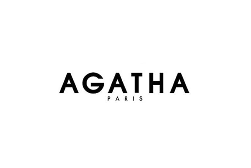 【AGATHA(アガタ)】アイコンのマスコット犬がキュート