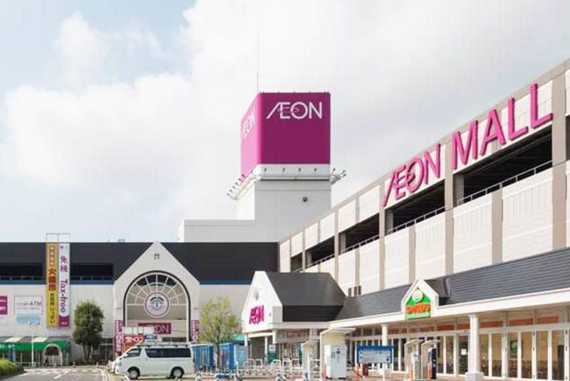 【イオンモール鈴鹿】ファミリーで楽しめる!大型ショッピングセンター