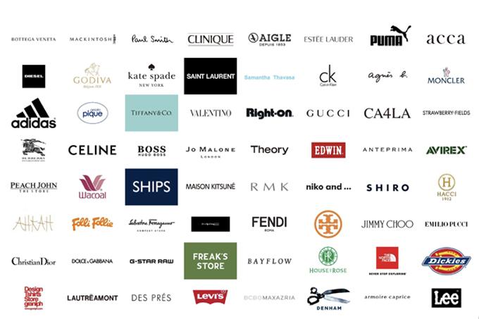 掲載ブランド数は業界最大級の5,000以上