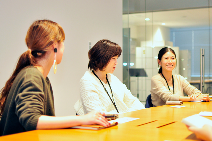 女性がキャリアを積んで活躍できる環境づくり