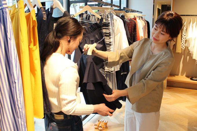 日本の素晴らしいファッションビジネスを絶やさないで欲しい